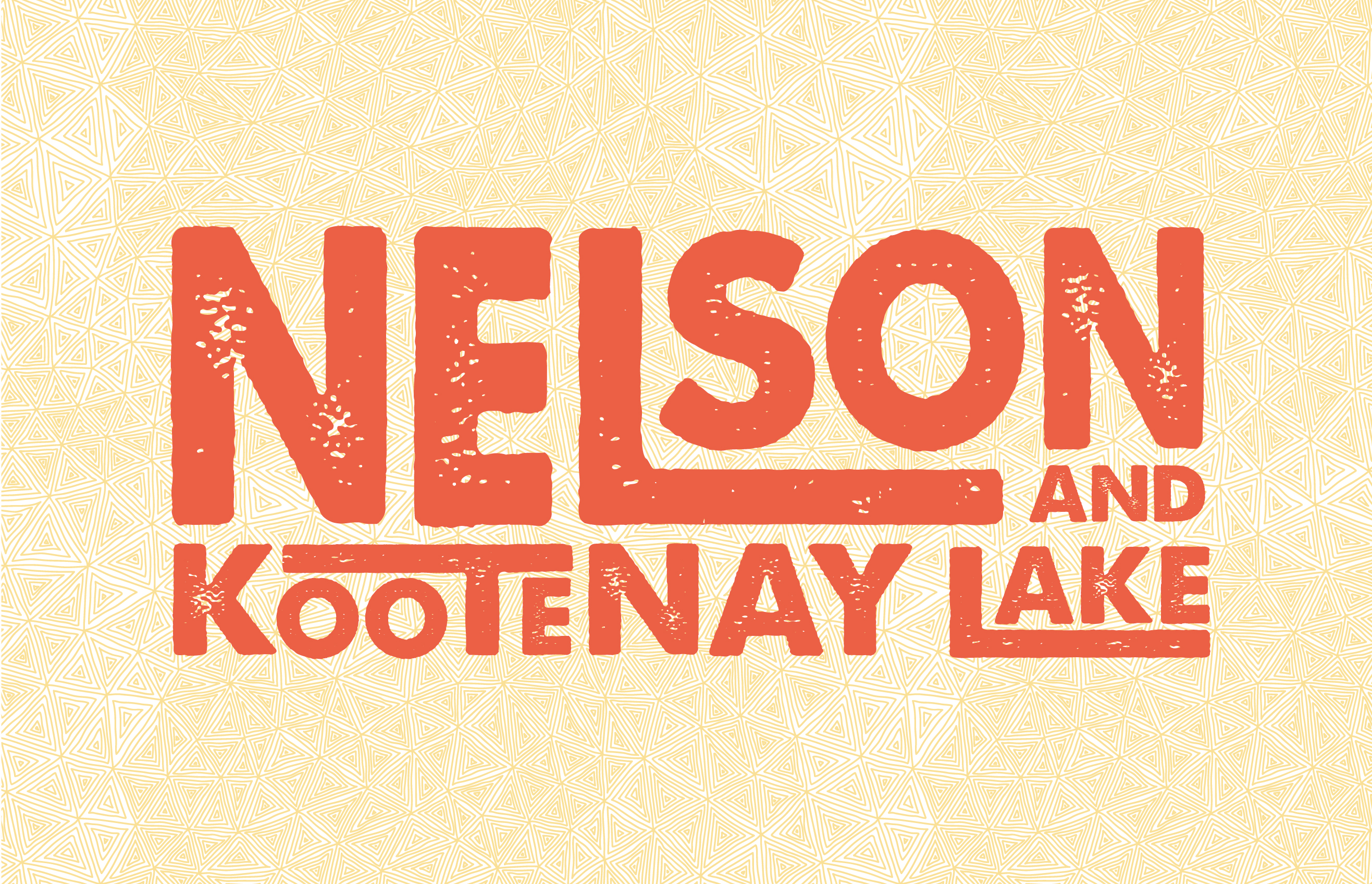 Nelson and Kootenay Lake Logo